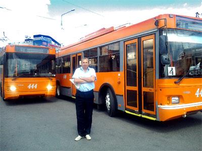 белгородского троллейбуса